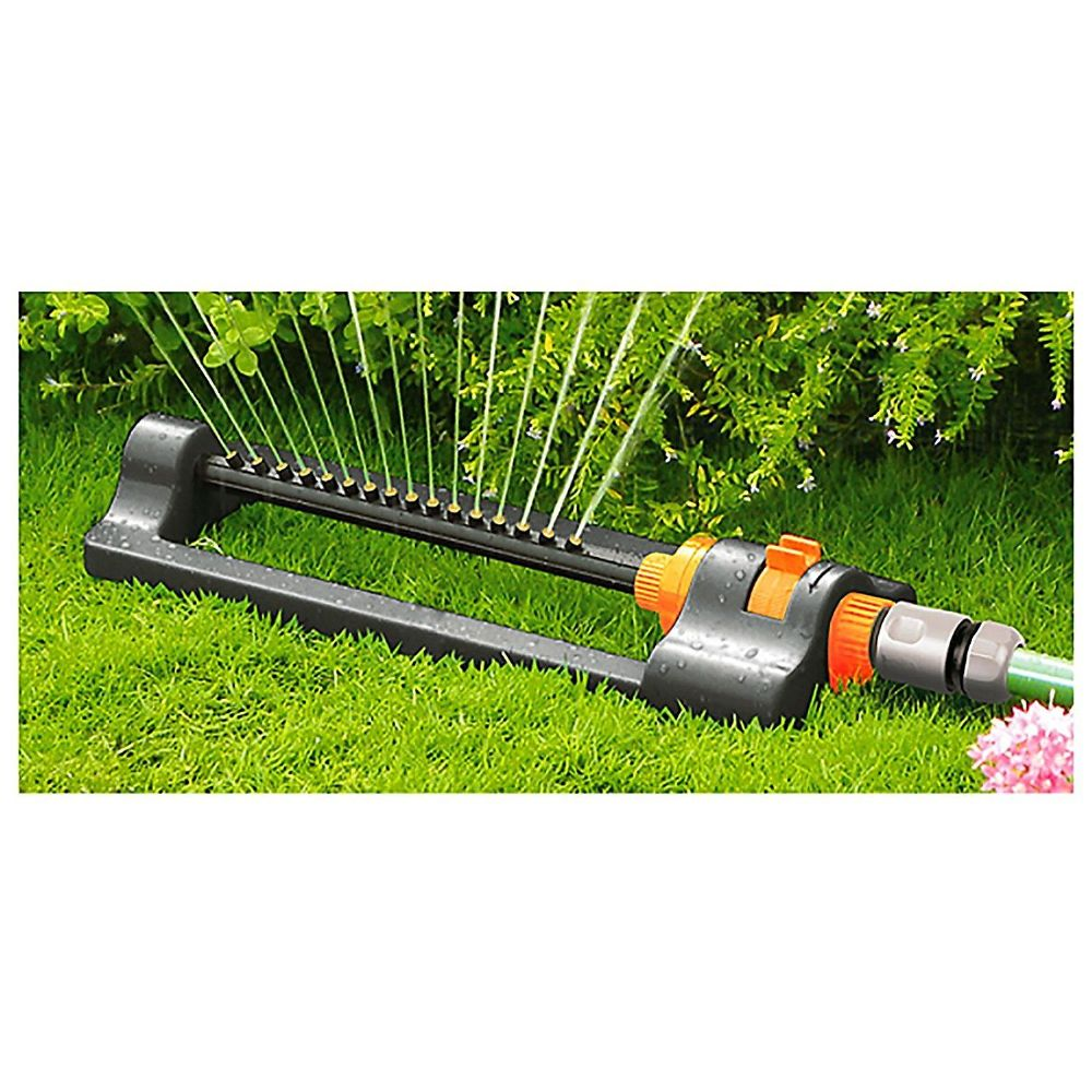 Compact oscillating sprinkler ECO-2813 - Black Line